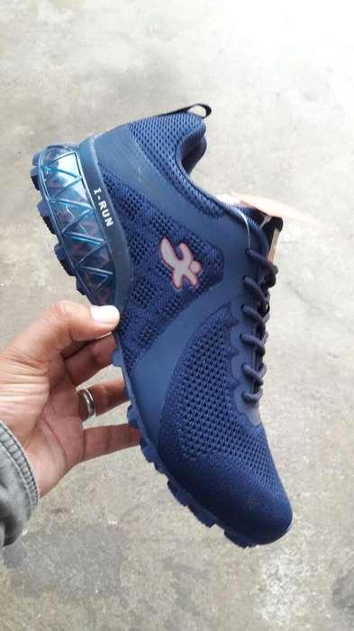 Nuevo Diseño Zapatillas Irun