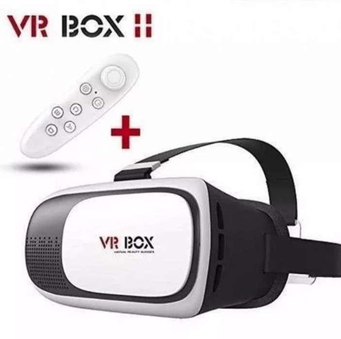 GAFAS DE REALIDAD VIRTUAL 3D CONTROL BT
