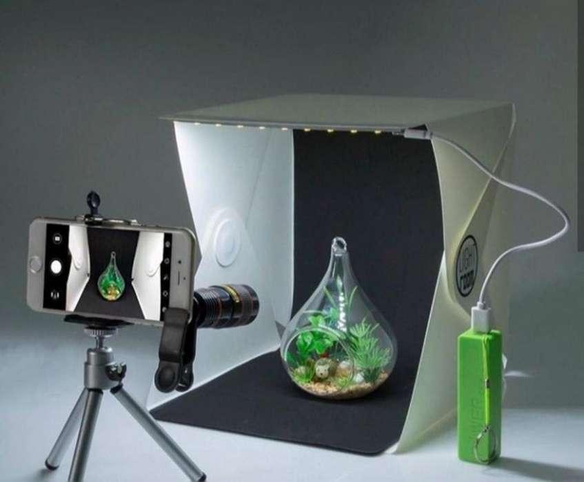 Estudio Fotografico Portable Semi Pro