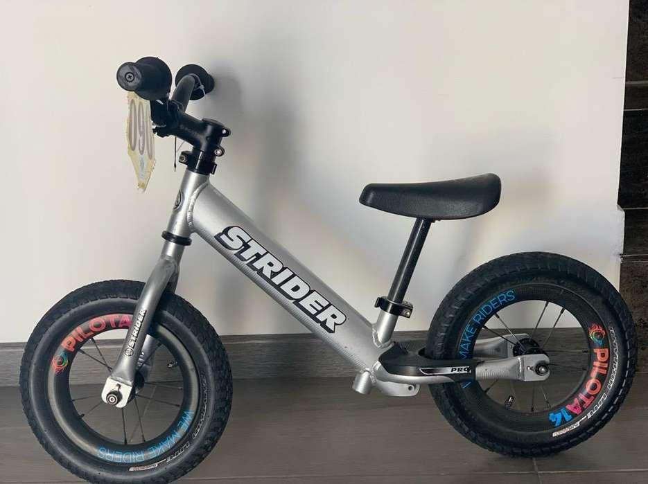 Vendo Bicicleta Strider