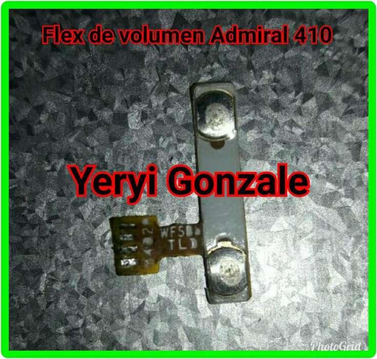 Flex de Volumen Admiral 410 Zona Oeste G
