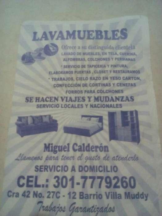 Lavamuebles