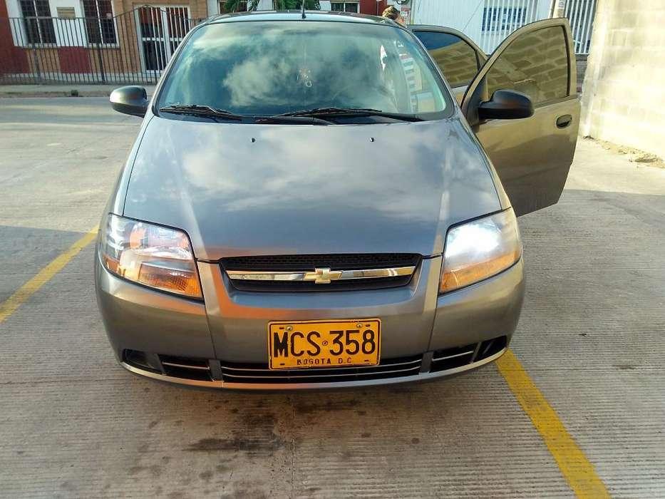 Chevrolet Aveo 2013 - 40000 km