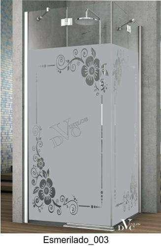 divisiones y diseños para baños