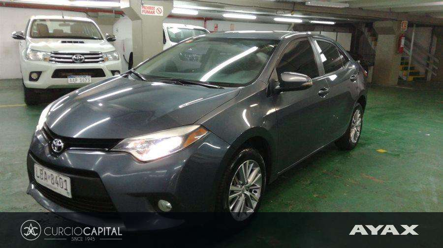 <strong>toyota</strong> Corolla 2015 - 146645 km
