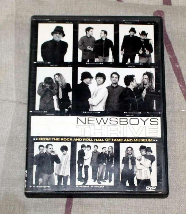Newsboys Thrive Recital DVD