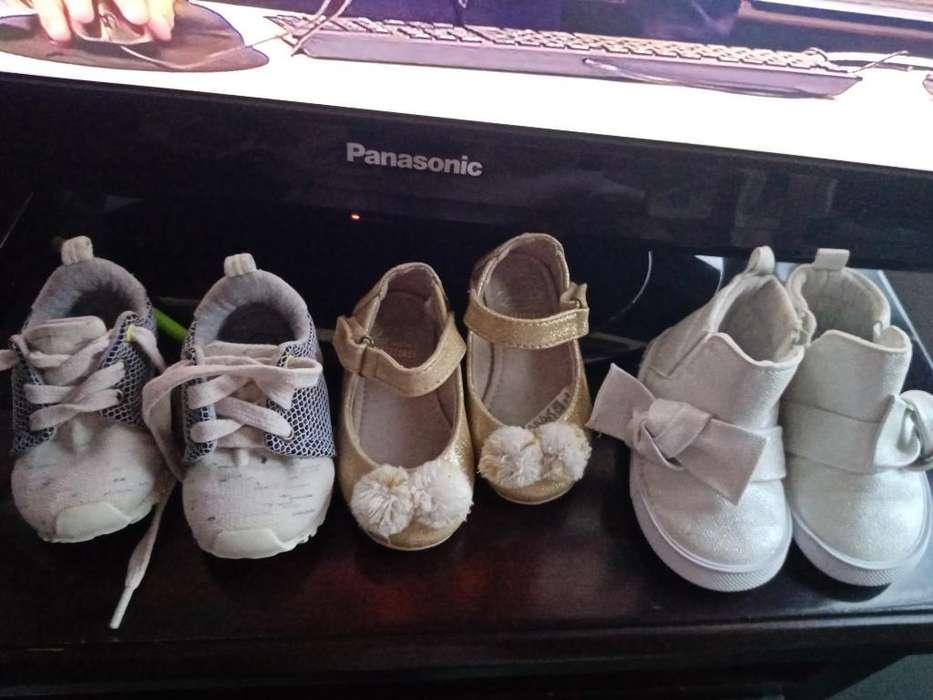 3 Pares Zapatos Offcorss Oferta Ganga