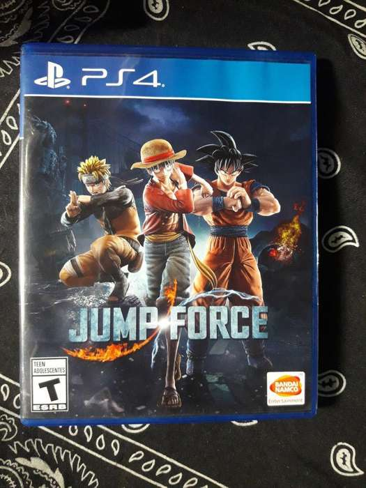 Vendo Jump Force