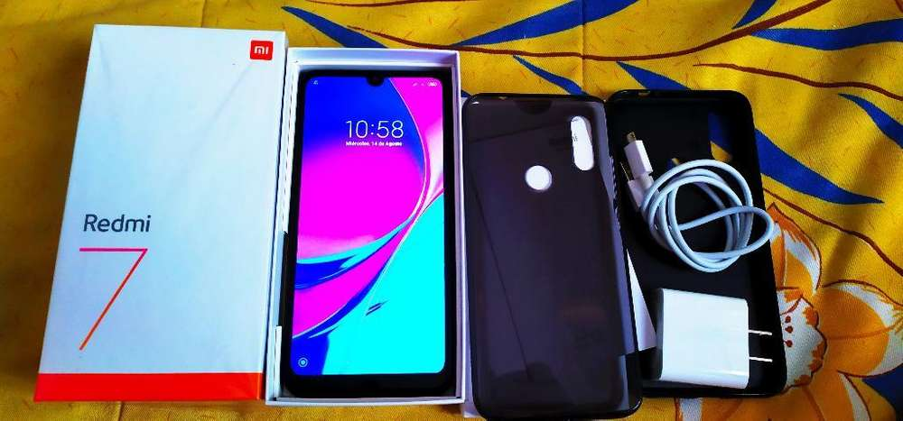 Vendo Redmi 7 32gb