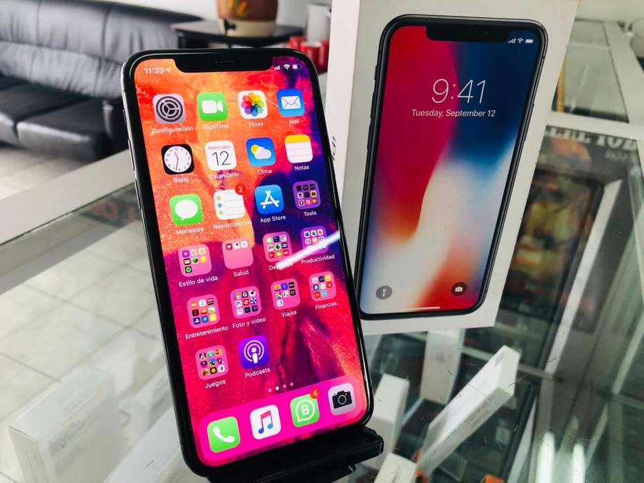 Apple iPhone X de 64 gb