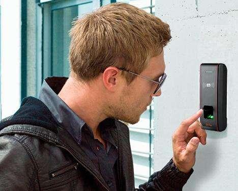 Control de Acceso por Huella. Lectores Biometricos para puertas. Cali.