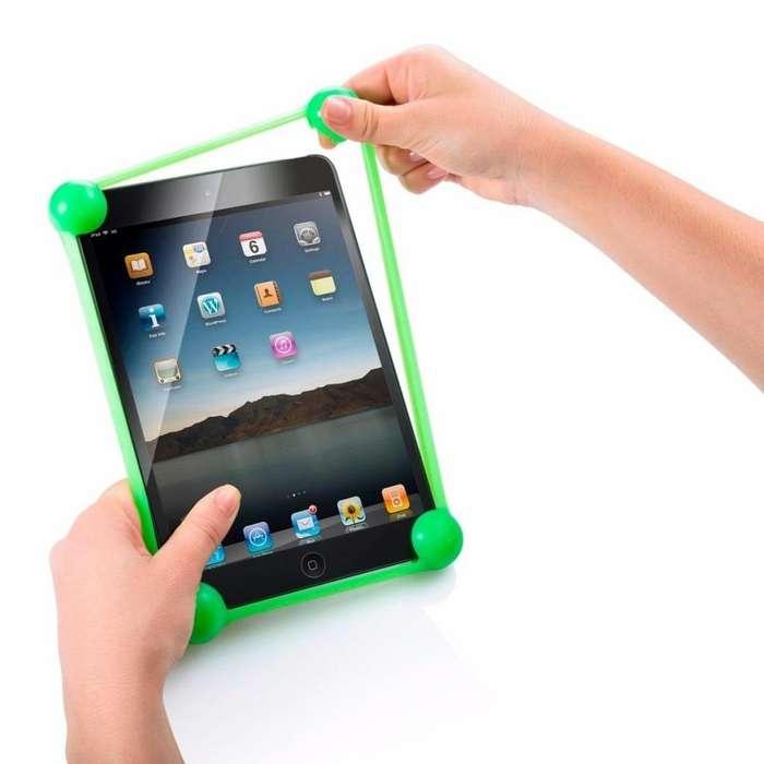 Bumper protector de tablet 7 adaptable, universal.