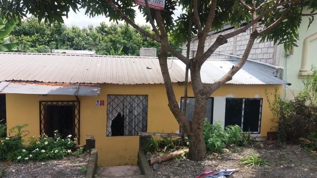 Venta de Solar con Casa