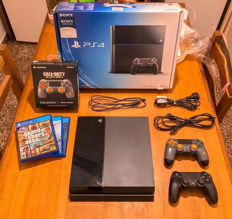 Playstation 4 Y Accesorios