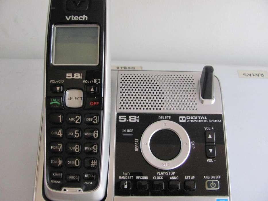TELEFONOS INALAMBRICOS.CONTESTADOR AUTOMATICO..IMPORTADOS DE EE.UU...MARCA VTECH...