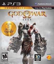 GOD OF WAR SAGA USADO PS3