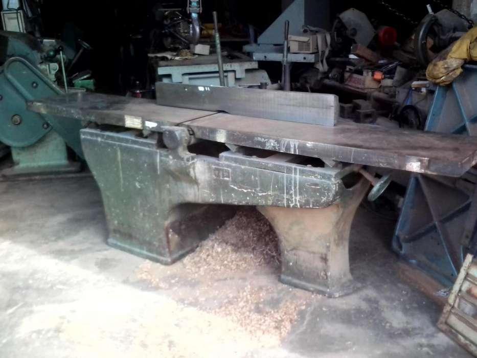 Garlopa Con Barreno Merelle - 0,40x2,50mt - Carpinteria
