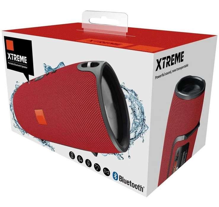 Altavoz Xtreme Bluetooth parlante Recarcable Regalo