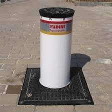 Postes y Columnas parqueaderos seguridad Hidroneumaticos y Fijos