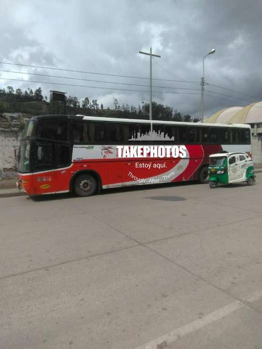 Bus Scania Kt113 Marcopolo