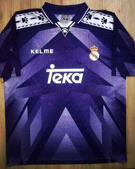 Camiseta Real Madrid Kelme