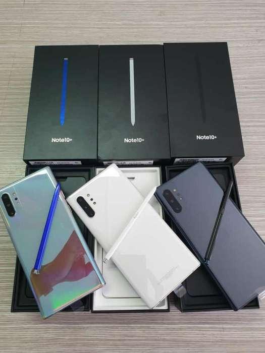 Samsung Note 10 Plus 12gb-256gb