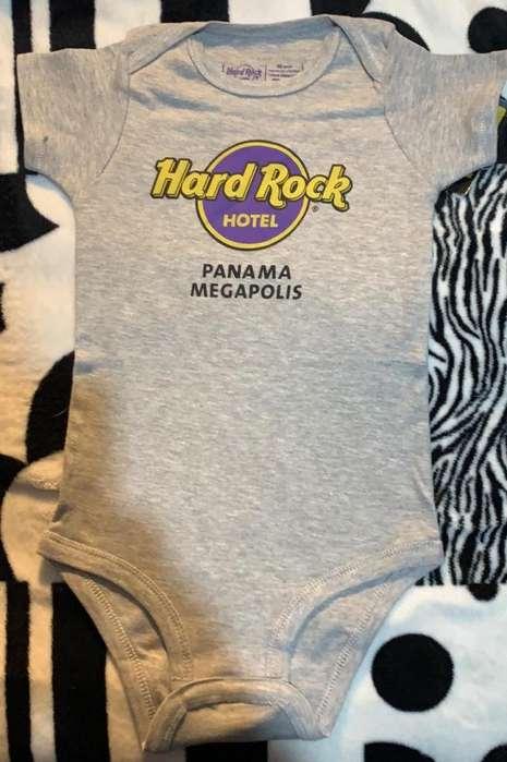 Body Hard Rock 18 Meses