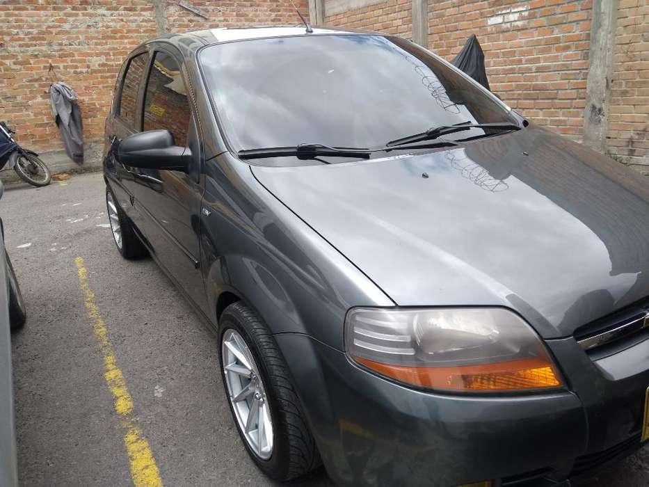 Chevrolet Aveo 2009 - 80000 km