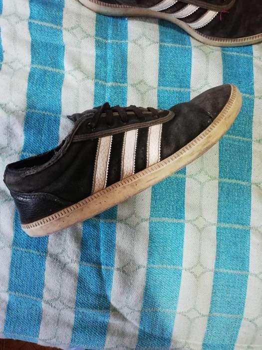 Zapatos Adidas Usados 2 Pares