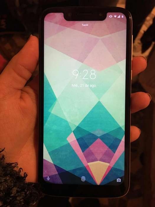 Vendo Motorola G7 Play de 32gb Nuevo