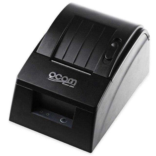 IMPRESORA POS MOVIL OCPP 586U 58MM TERMICA nueva USB VELOCIDAD 90MM/SEC CORTADOR MANUAL