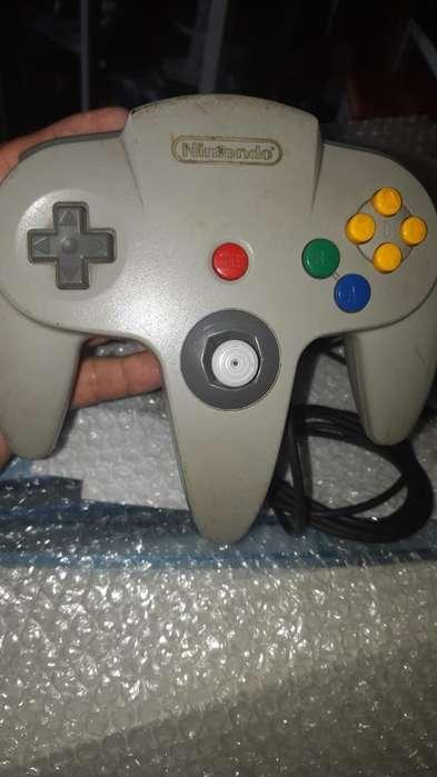 Mando Control Palanca N64 Nintendo 64