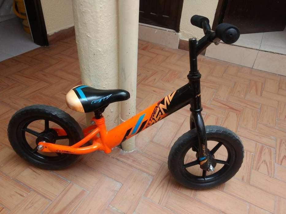 Bicicleta de Impulso Aluminio 80.000