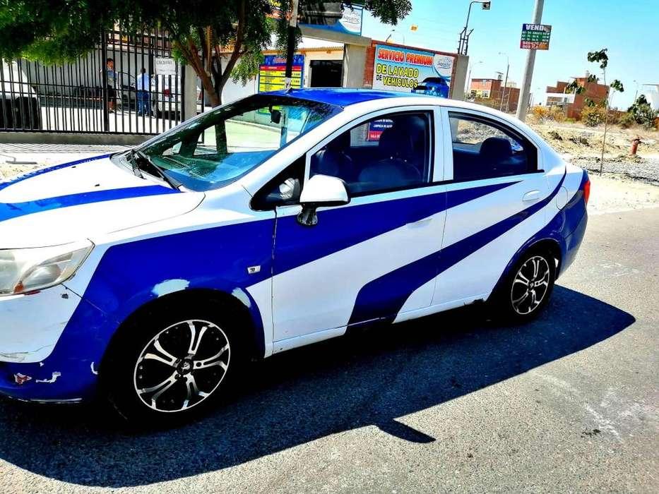 Chevrolet Sail 2013 - 115000 km