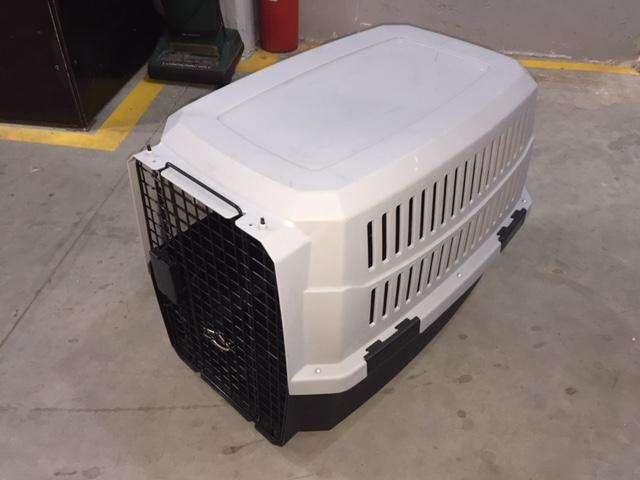 caja de transporte mascotas