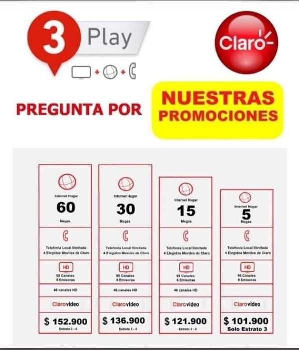 Oferta Internet, televisión y telefonía para tu hogar, Bucaramanga y área metropolitana.