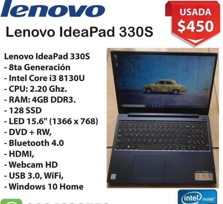 Laptotop Lenovo Ideapad I3 8ta Generacio