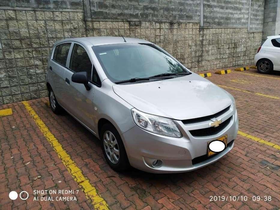 Chevrolet Sail 2013 - 106100 km