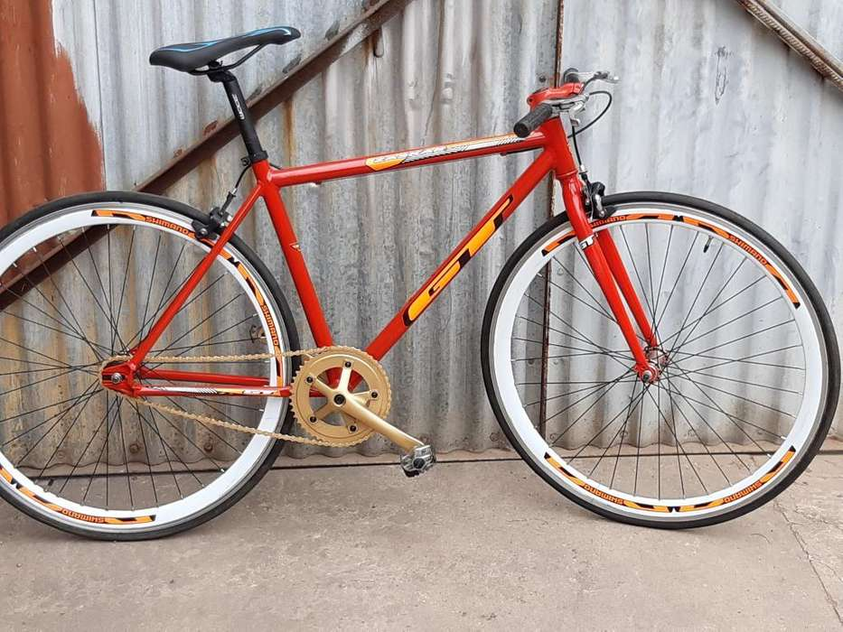 Bicicleta Fixie Cuadro Aluminio