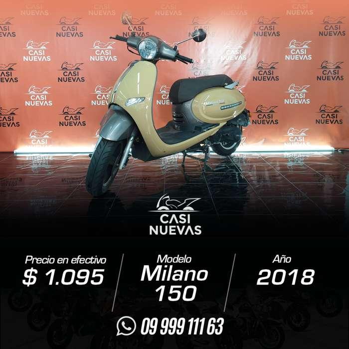 Motocicleta Axxo Milano 150