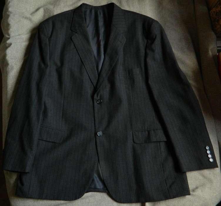 <strong>traje</strong> Cacharel saco pantalon muy grande talle 58 XXL