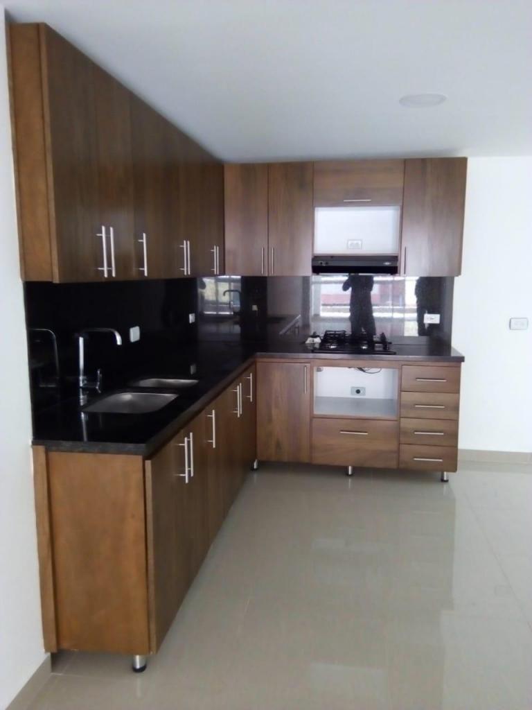 Apartamento Piso 2 Sector Barrio Mesa. Código 877718