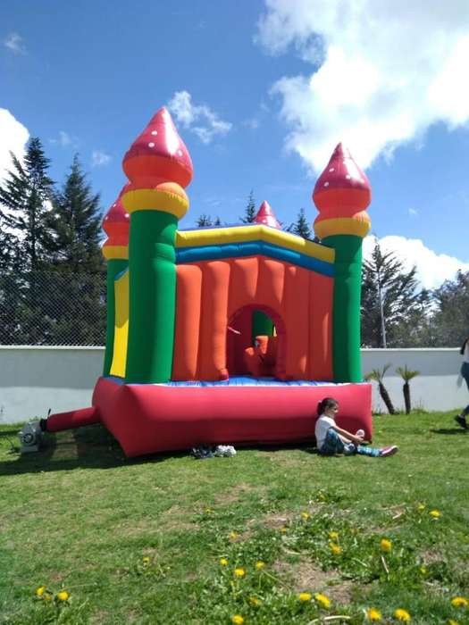 Inflable Saltarin 3m X 3m
