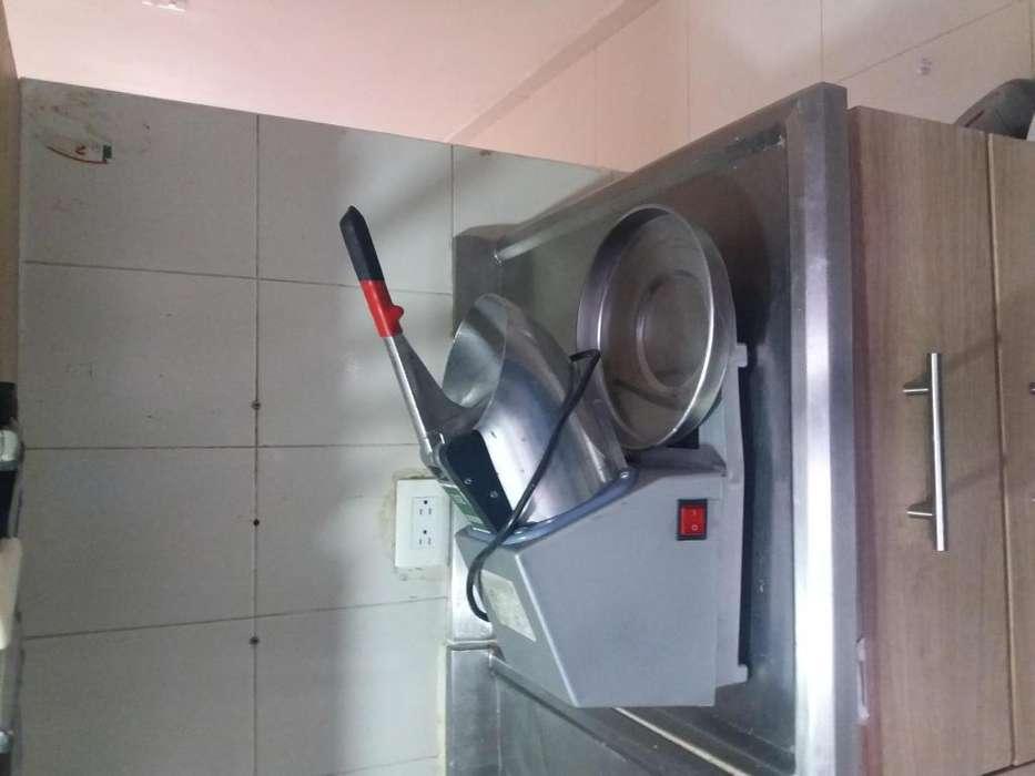 maquina de cholao poco uso