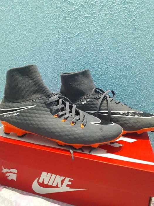 Nike Hipervenom Phantom Talle 40.5