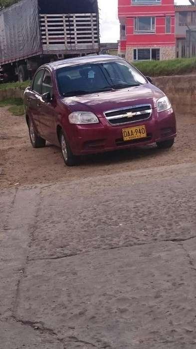 Chevrolet Aveo 2009 - 123 km