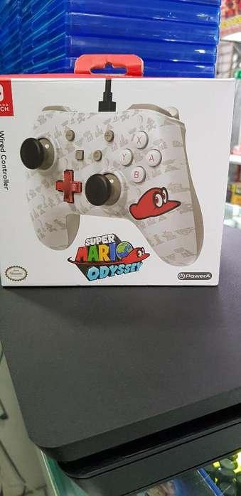 Control Nintendo Switch Nuevo