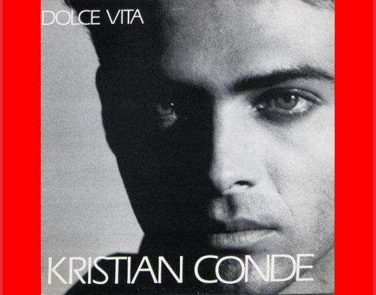 * DOLCE VITA Kristian Conde acetato vinilo Lps singles musica para tornamesas DJ tocadiscos deejays vinyl records