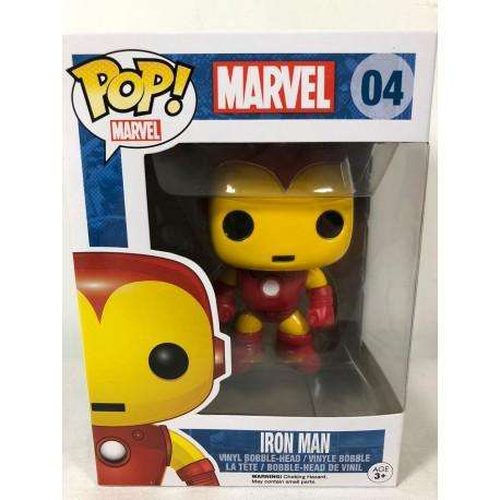 Pop marvel iron man