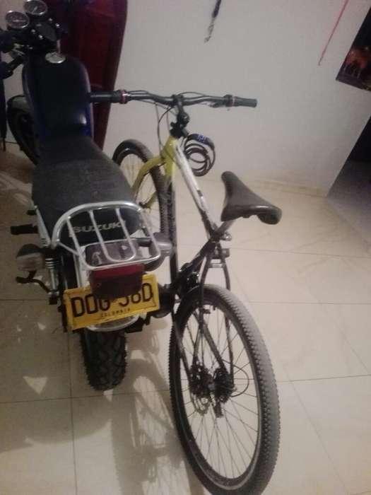 Bicicleta Como Nueva Poco Uso